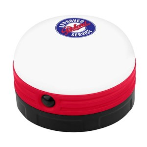 Promotional Product Happy Camping Lantern Light