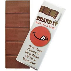 Promotional Products - 25g Milk Chocolate Bar