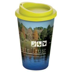 business logo travel mugs