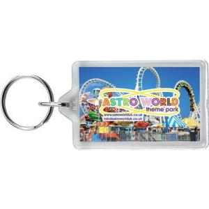 Promotional Re-Openable Keyring