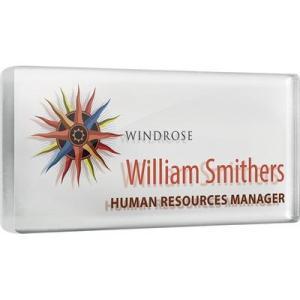 Acrylic Personalised Name Badges