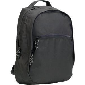 Business backpack branded