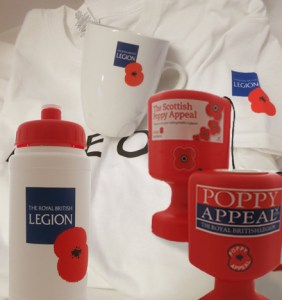 The Sourcing Team: poppy-appeal-charity-items