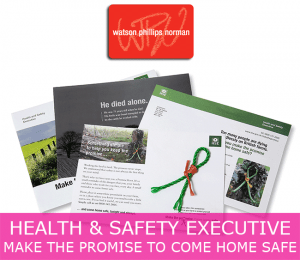Health and Safety Executive Campaign