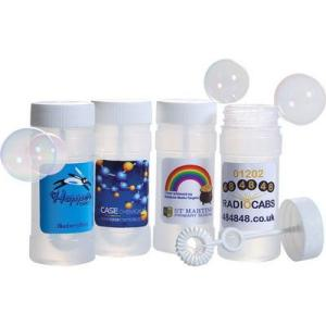 Promotional Products - Bubble Blowers