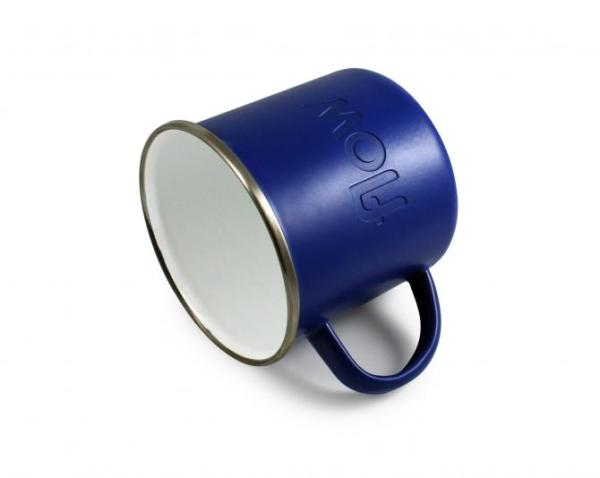 Enamel Colour Fill Mug
