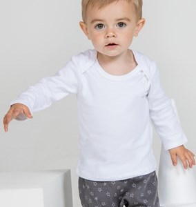 Organic Baby Envelope Longsleeve T