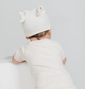 100% Organic Cotton Baby Hat