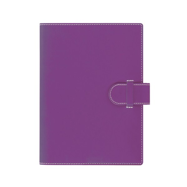 A5 Notebook Ruled White Book Block