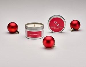 Christmas Spice Tin