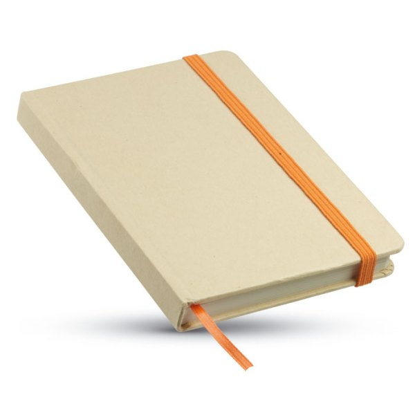 A6 Notebook in Recycled material