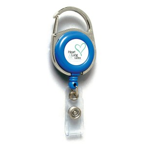 Pull Reels for Lanyards Custom Printed