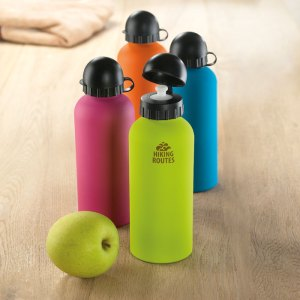 water bottle promotional ideas