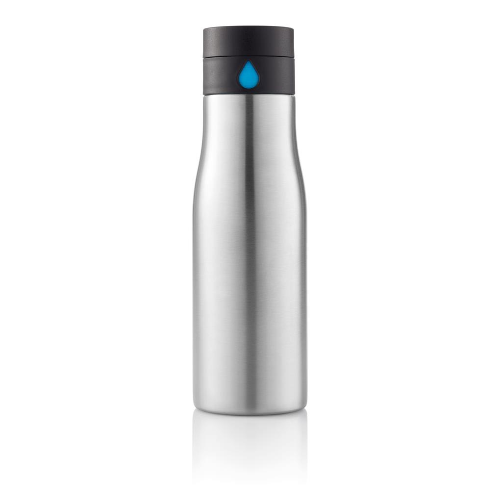 f1e25cd3c9fa Promotional Water Bottles - Aqua Hydration Tracking Bottle