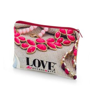 Promotional Cosmetic and Toiletry Bag Custom Printed