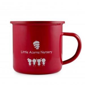 Promotional Item - Enamel ColourCoat Mug