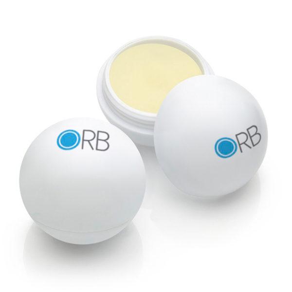 Promotional Items - Ball Shaped Lip Balms