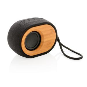 Sustainable Promotional Product - Bamboo X Speaker