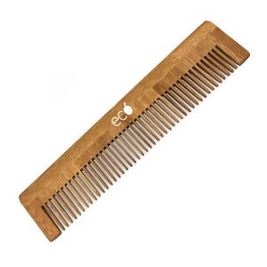 Promotional Bamboo Comb Custom Printed