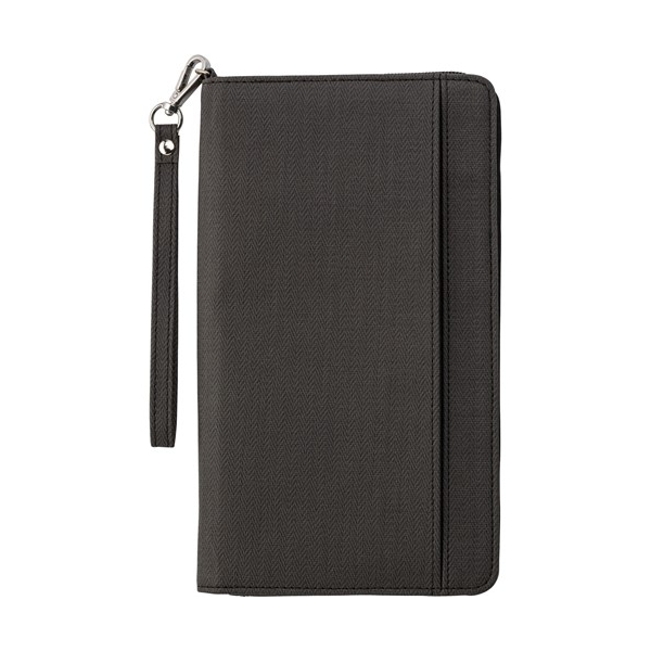 Travel Wallet with Power Bank