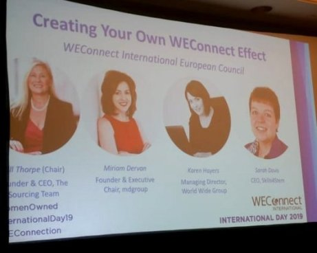 Creating the WEConnect-Effect Baltimore