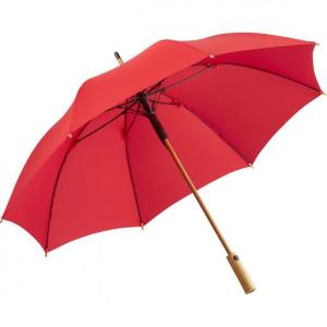 Branded Bamboo & RPET Umbrella