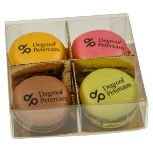 Promotional Box of 4 Macarons