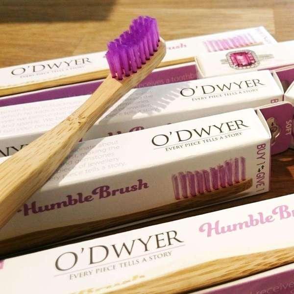 Humble Brush Bamboo Branded