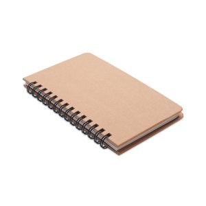 A5 Sized GROWNOTEBOOK™ Printed with Logo