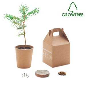 GROWTREE™ Kit - Give a tree back to the Earth