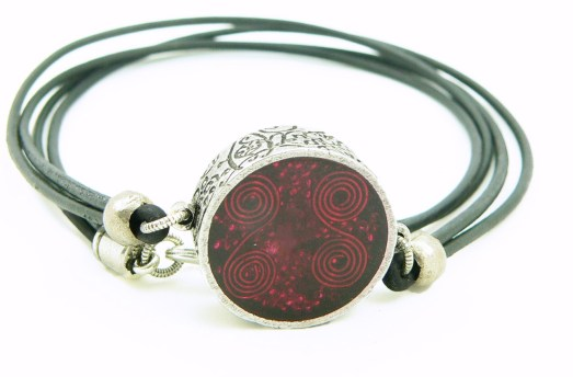 Orgone Energy™ Leather Necklace