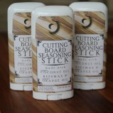 Seasoning Stick Natural Cutting Board Old Factory