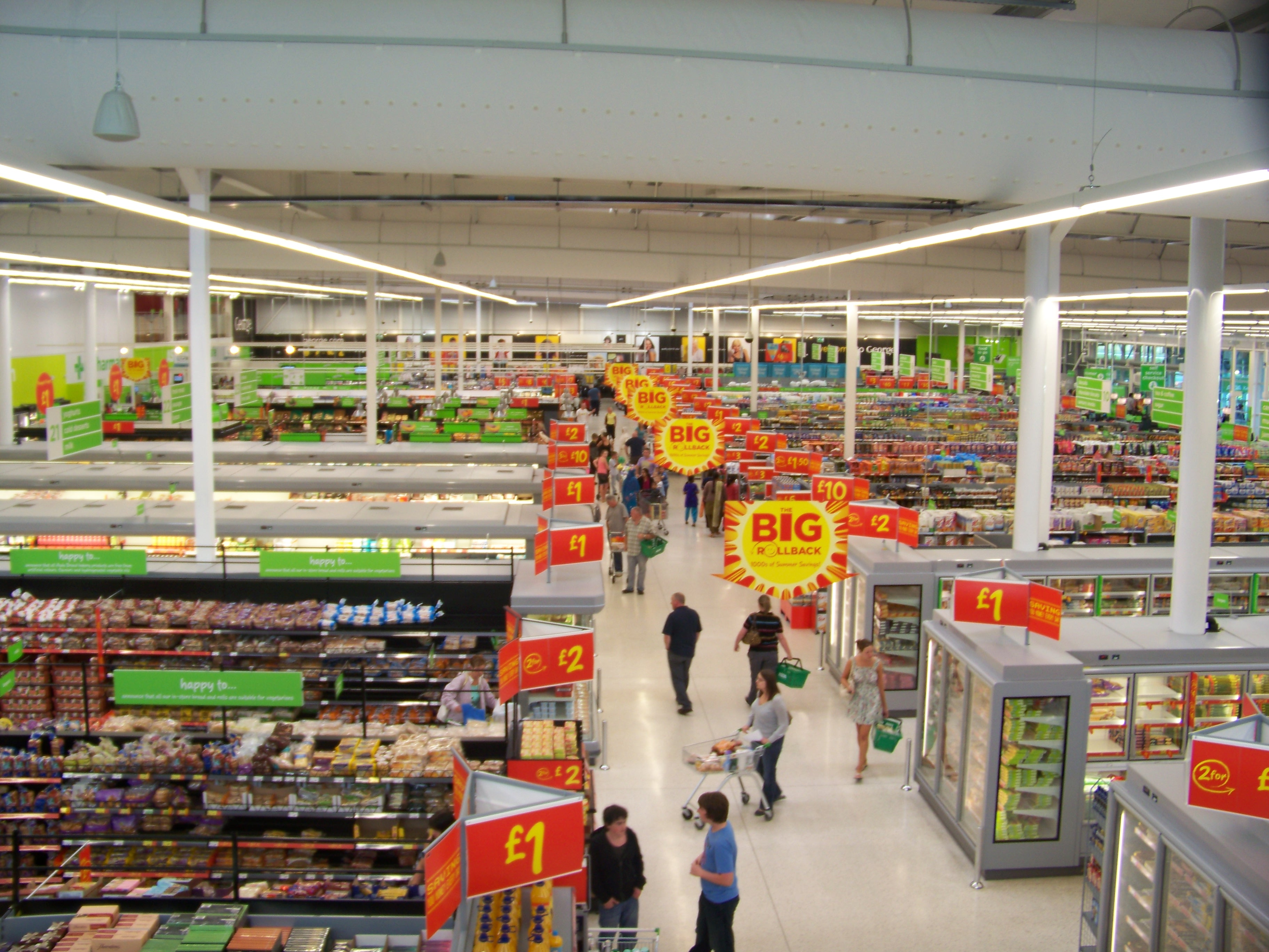 Walmart's Asda to Cut 1,360 Jobs in Company Restructure – Sourcing