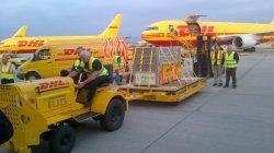 DHL Says Political Trouble Spots Aren't