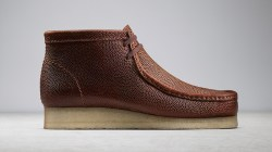 Clarks Originals Bows Sport-Inspired Wallabee Boots