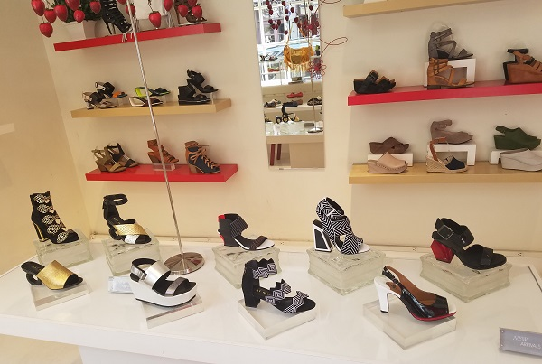 Retail Realities: Shoe Be Do in New