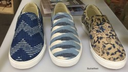 Capsule New York: Canvas Shoes Sail