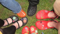Crocs Tops Forecasts Q2