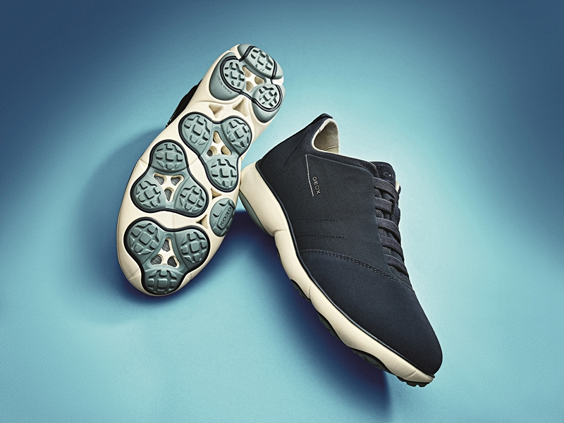 """Geox on Bringing """"Shoes That Breathe"""