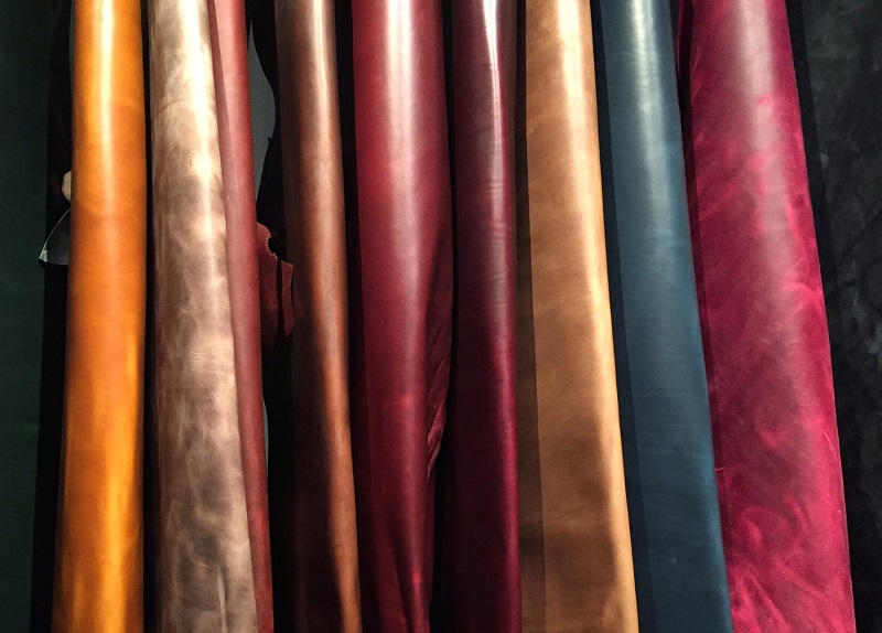 Leathers at the Wolverine Company