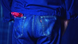 Levi's Booming European Business Offsets Flat