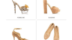 Charlotte Olympia Pops Some Bubbly with