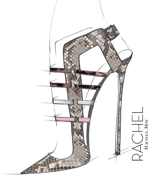 Rachel sandal