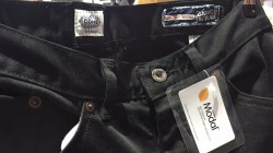 Cone Launches Fade-Resistant Black Denim with