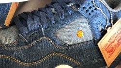Levi's x Air Jordan 4 Due