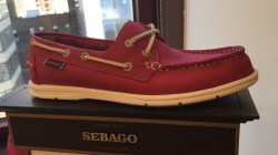 Sebago Debuts Lightweight Collection