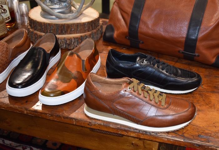 Trask sneakers