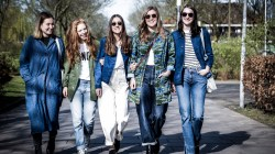 Denim Street Style from Kingpins Amsterdam