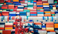Monthly Cargo Imports Hit Record as Retailers Rush Through Tariff Window