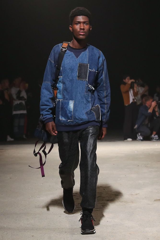 db74df10eda The Top 5 Denim Moments From the Runway in 2018 – Sourcing Journal